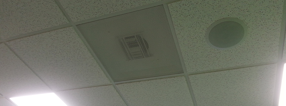 In-ceiling Speaker (Tile Ceiling)